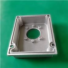 压铸铝电动执行器外壳 仪器仪表铸铝外壳开模铸造