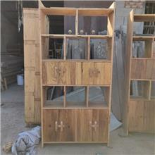 老榆木柜子 老榆木收纳柜 老榆木实木家具 批发价格