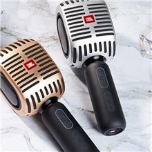 JBL KMC600話筒音響一體麥克風k歌神器無線藍牙錄音電容麥