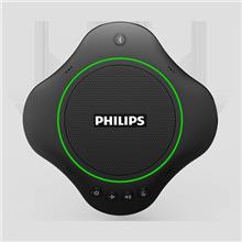 飛利浦會議麥克風PSE0500無線藍牙會議全向視頻麥克風音響