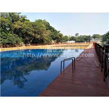 山西水上游泳池制作安装找昌正,多年水上工程设计厂家