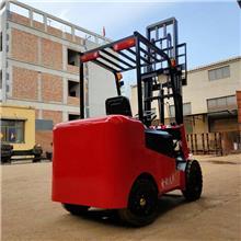 侧移电动叉车出售 四轮座驾式环保搬运车出售 大量小型堆高车批发