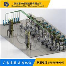 化工能源生产自动上料配混系统设备 全自动供料配混设备机器厂家