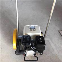 NQG-9内燃钢轨切轨机 手持式锯轨机 轨道用切轨机操作方法