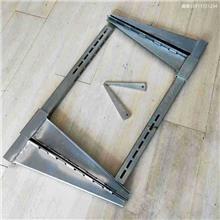新型梁夹具 方柱扣新型锁梁扣 可调加固紧固件 地梁加固夹具厂家