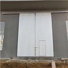 立友生产 悬挂电动平移门 工业折叠门 移动活动悬挂门 欢迎来电详询
