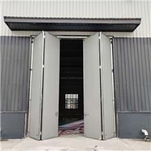 加工 电动卷帘门 移动活动悬挂门 工业平移门 质量放心