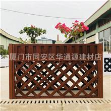直销pvc花箱户外成品道路隔离花箱公园绿化工程市政PVC花箱
