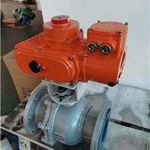 精小型智能球阀 Q941F电动铸钢球阀 DN200铸钢球阀 煤安防爆煤气球阀