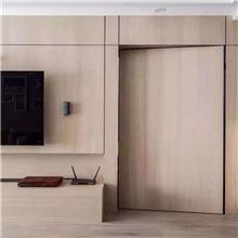 家装工装用护墙墙面材料 木塑装饰板集成墙面 木饰面板加工定制护墙板木饰面板