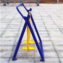 中老年健身器材 单人太空漫步机 小区广场健身路径 按时发货