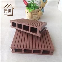 工厂直销木塑户外地板 景观工程地板 家装庭院阳台地板一件代发