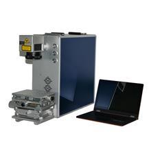 直销 山东 光纤激光打标机 30W20W激光打标机 汽车配件激光打码机