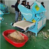 生产过期食品脱袋粉碎机 临期豆制品颗粒粉碎机 500型食品分离粉碎一体机