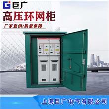 巨广电气 高压环网柜10KV电缆分支箱一进二出 SF6六氟化硫开关柜