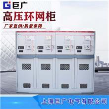 巨广电气10KV全绝缘 SRM16-12户外高压成套全封闭环网柜充气柜