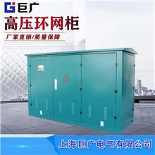 巨广电气成套 SRM16-12高压环网柜 SF6气体绝缘充气柜 二进二出