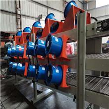 東莞橡膠機械設備 晾干機 三層風冷涼干機