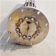 不锈钢法兰水箱电加热管 2寸螺纹DN50清洗机电热管 洗碗机用发热管