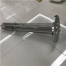 空气加热管 翅片干烧加热管 烘箱电热管 散热片式发热管 220/380V 支持定制