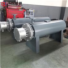 管道空气加热器 化纤无纺布生产线配套设备 可定制