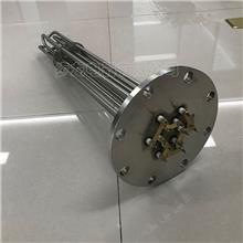 加热管散热片 空气干烧电热管 U型W型烘干机烤箱加热管 批量供应