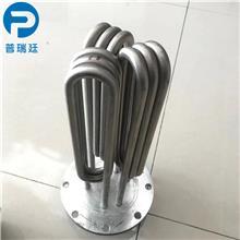 220V380V 115MM法兰电加热管 大功率防爆电热管 导热油锅炉水箱加热管
