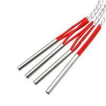 供应单头电热管 高功率单头电加热管