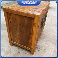 厂家批发 老榆木实木家具 老榆木主人椅 老榆木家具床