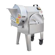 邯郸食品厂用切菜机 马铃薯切丝机 大型切菜机 全自动切菜机 智能切菜机