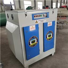 uv光氧净化器生产厂家 工业废气除味器 喷塑车间气味过滤处理器