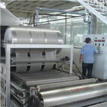 自动化粉皮机设备_一机多能_红薯粉皮生产线设备的工艺_无需加明矾