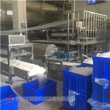 方便酸辣粉设备加工_整个生产过程无需添加明矾_实现了自动化生产酸辣粉