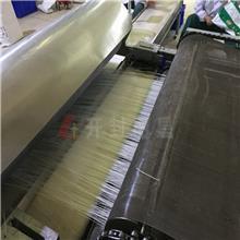 大型粉丝加工机 无需明矾水晶粉丝生产线 自动红薯粉丝机技术生产原理