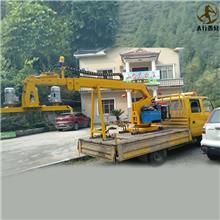 成都高速公路绿化带养护剪草机 山西阳泉多功能树木修剪机