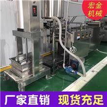 宏金豆制品生产线助力马鞍山豆制品扶贫项目