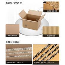邮政箱 加厚纸盒 发货专用 整袋装 玩具包装, 服饰包装,五金配件包装,重型包装 出口外贸