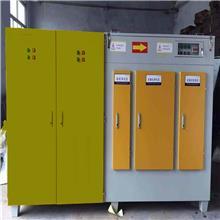 实恒厂家供应 2万风量等离子光氧一体机 喷漆房废气处理设备 UV光氧催化除味器