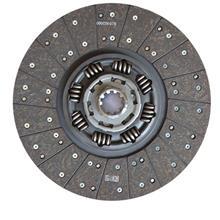 430拉式从动盘总成-欧士达离合器-汽车配件重卡离合器-重汽离合器