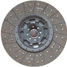 395从动盘总成-陕汽离合器-汽车配件离合器-重汽离合器