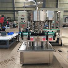 酒水灌装机 红酒灌装机 葡萄酒灌装机 甘肃酒水灌装设备供应 厂家直销 质量可靠