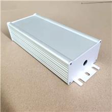 青岛铝合金设备外壳厂家 吉聚铝业 防水电源外壳 工控盒子逆变器外壳 铝合金壳体定制