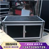 供应铝合金防震手提仪器箱、铝制五金工具箱加固款 产地货源v