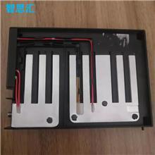 新能源电池连接片塑料压铆固定设备  塑胶金属板装配热压焊机