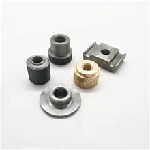 永年销售 冷镦加工件异形件非标紧固件特殊六角螺母螺丝螺栓销铆钉