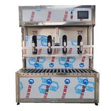 核桃油灌装机  花生油灌装机械设备  玉米油定量灌装机器