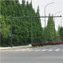 定制各种交通信号灯杆 LED信号灯杆 机动车信号杆