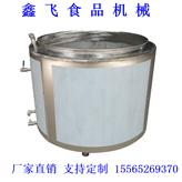 定制不粘锅煮猪耳朵电磁锅 不糊锅电磁煮肉锅
