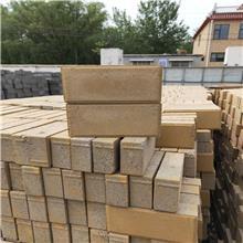 肥城彩色面包砖价格低 漯河面包砖价格