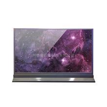 55寸商用透明屏 OLED触摸交互显示屏 OLED显示屏厂家现货